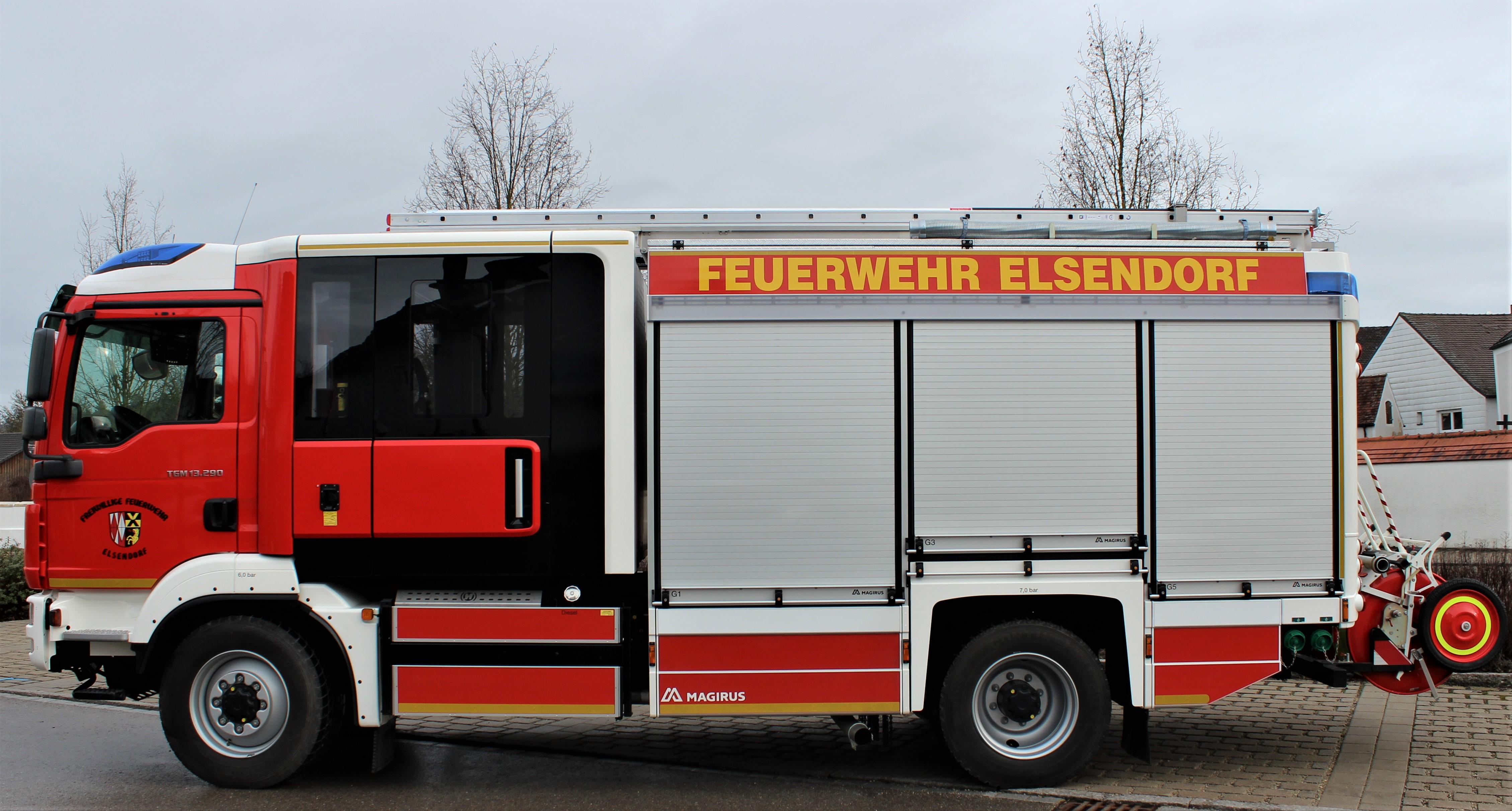 Feuerwehr Elsendorf